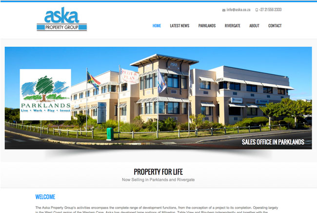 Aska-website